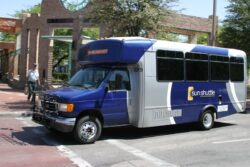 Sun Shuttle serves thousands of people each month